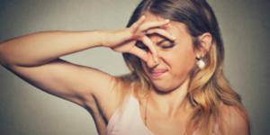 汗をかいた時にブラジャーが臭くなる原因と3つの解決方法まとめ